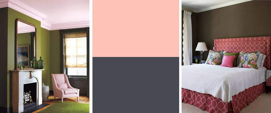 Pink chicago redesign Masculine paint colors