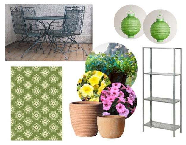 Outdoor room decorating | Chicago ReDesign