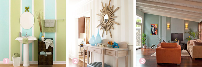 refresh for less 8 design ideas for dressing up your walls and floors with paint chicago redesign. Black Bedroom Furniture Sets. Home Design Ideas